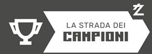 La Strada dei Campioni  | Ivan Zauli Maestro di Tecnica Logo